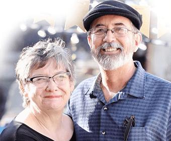 Mark & Debbie Dowding